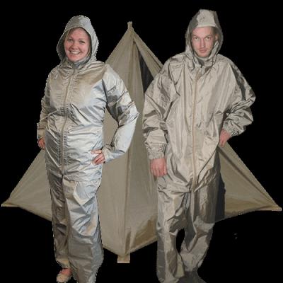 ファラデーテント、個人保護、EMI保護および遮蔽パウチ