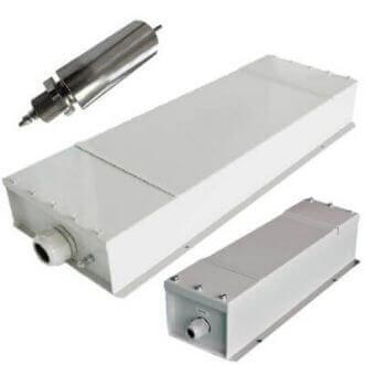 EMI  -  EMP電源、信号およびデータラインフィルタ