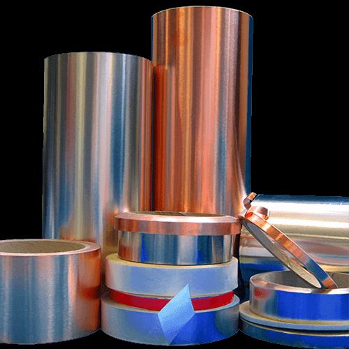 EMIテープ、EMCフォイル、導電性テキスタイル、半導電性不織布