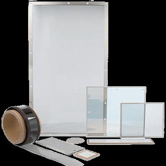 EMC窓、EMIディスプレイ、導電性透明シート