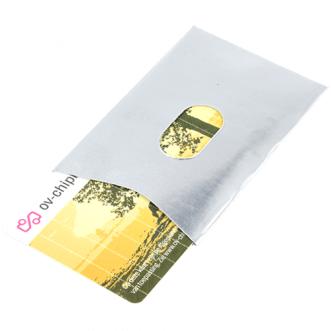 RFIDカードシールド
