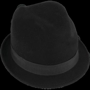 Shielded hat (black color)
