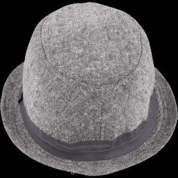 Shielded hat (light gray color)